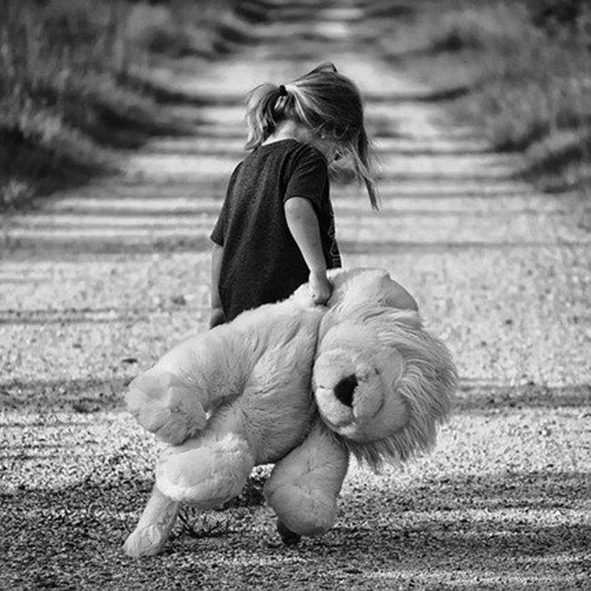 girl-und-teddy